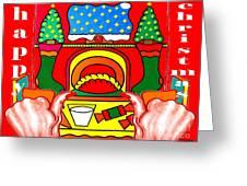 Happy Christmas 17 Greeting Card