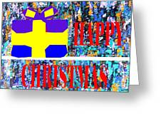 Happy Christmas 88 Greeting Card