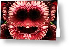 Happy Daisies Are Here Again Greeting Card