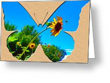 Happy Day Greeting Card Greeting Card