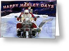 Happy Harley Days Greeting Card