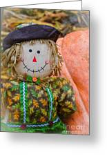 Happy Harvest Time Greeting Card
