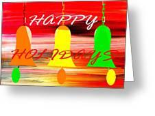 Happy Holidays 11 Greeting Card