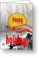Happy Holidays 26 Greeting Card