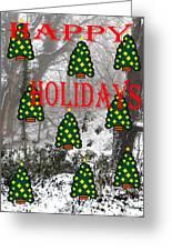 Happy Holidays 29 Greeting Card