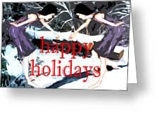 Happy Holidays 30 Greeting Card