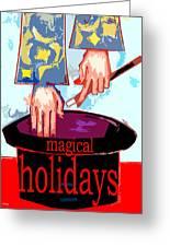 Happy Holidays 41 Greeting Card