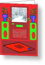 Happy Holidays 98 Greeting Card