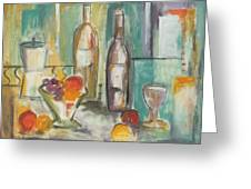 Happy Hour I Greeting Card