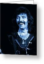Happy Iommi Blues Greeting Card