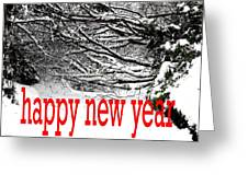 Happy New Year 33 Greeting Card