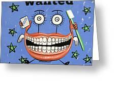 Happy Teeth Greeting Card