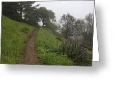 Happy Trail Greeting Card