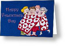 Happy Valentine Day Greeting Card
