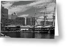Harbor Town Greeting Card