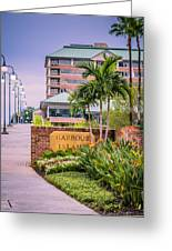 Harbour Island Retreat Greeting Card