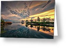 Harbour View Park Greeting Card