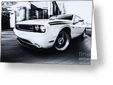 Challenger Greeting Card