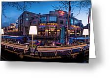 Hardrock Cafe Greeting Card