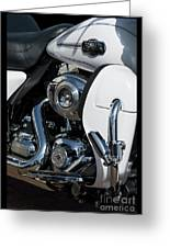 Harley Davidson 15 Greeting Card