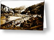 Harpers Ferry Greeting Card by Bill Cannon