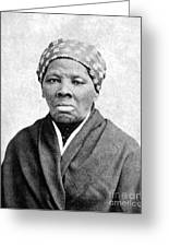 Harriet Tubman 1823-1913.  To License For Professional Use Visit Granger.com Greeting Card