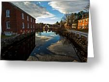 Harrisville New Hampshire Greeting Card