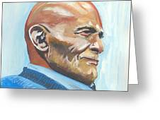 Harry Belafonte Greeting Card
