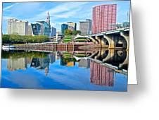 Hartford Reflects Greeting Card