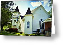 Hartsburg Baptist Church Greeting Card