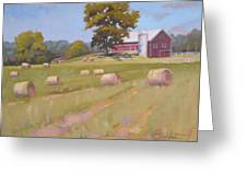 Hartville, Ohio Farm Greeting Card