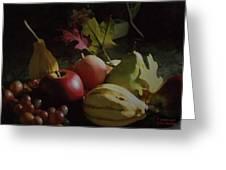 Harvest II Greeting Card