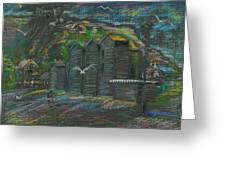 Hastings Fishermen's Museum Greeting Card