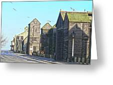 Hastings Net Lofts Greeting Card