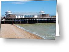 Hastings Pier Pavilion Greeting Card