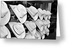 Hat And Boot Store Nashville Tn Greeting Card by Joseph Mari