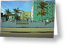 Havana-48 Greeting Card