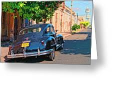 Havana Daydream Greeting Card