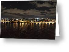 Havana Nights Greeting Card