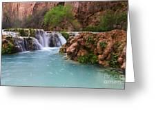 Havasu Creek Grand Canyon 15 Greeting Card