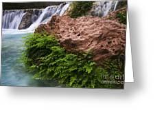 Havasu Creek Grand Canyon 3 Greeting Card