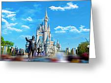 Have A Magical Day Greeting Card