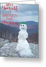 Have A Very Merry Christmas Greeting Card