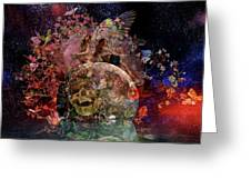 Have Your Tickets Out And Ready Betsy C Knapp Greeting Card