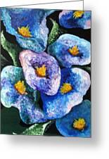 Hawaii Flowers Greeting Card