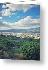 Hawaii Kai  Greeting Card
