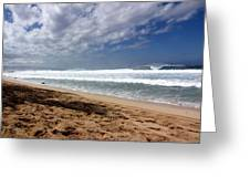 Hawaii Northshore Greeting Card
