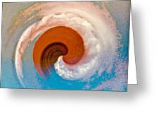 Hawaii Storm Not 4  Greeting Card