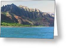 Hawaiian Greeting Card