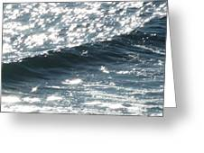 Hawaiian Wave Greeting Card